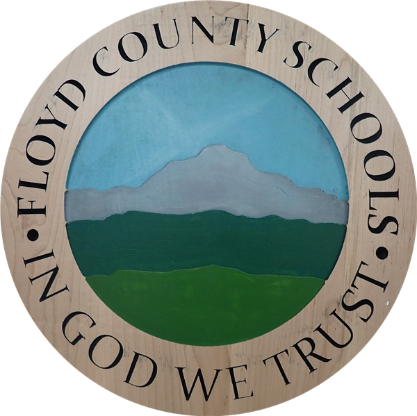 Floyd County Schools In God We Trust